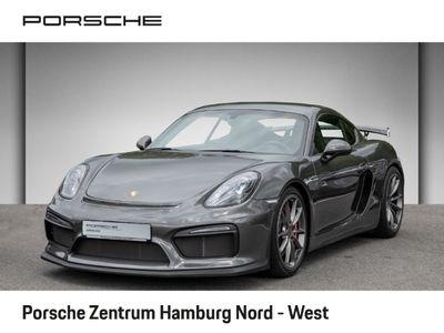 gebraucht Porsche Cayman GT4 3.8 PCM-Navigation Sportabgasanlage
