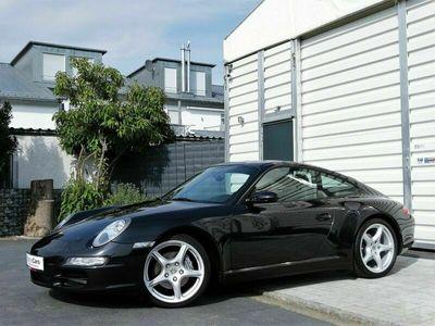 "gebraucht Porsche 911 Carrera 4 997Leder 19"" Bose Sportsitze PASM uvm"