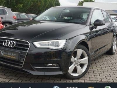 gebraucht Audi A3 2.0 TDI Ambition 6-Gang