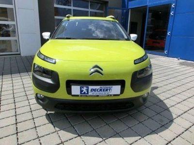gebraucht Citroën C4 Cactus BlueHDi 100 FAP Feel Edition