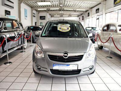 gebraucht Opel Agila Edition B *nur 32.000 km+Klima+BC+MFL*
