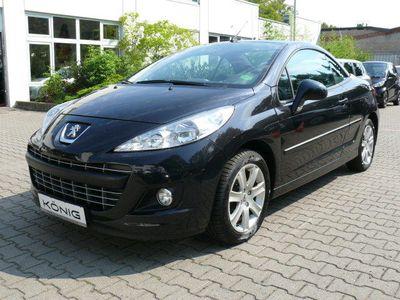 gebraucht Peugeot 207 CC Klima Radio Windschott