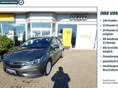 gebraucht Opel Astra 1.4 Edition