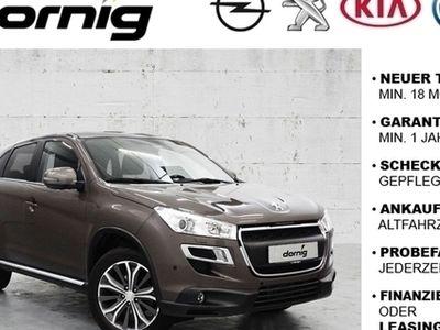 gebraucht Peugeot 4008 HDI FAP 150 Allure,Navi,Sitzh