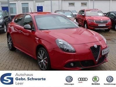gebraucht Alfa Romeo Giulietta 1.4 TB 16V Super BOSE NAVI TEMP XENON