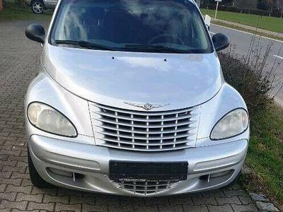 gebraucht Chrysler PT Cruiser VERKAUF WEGEN PLATZMANGEL