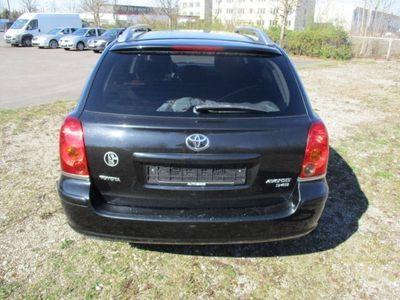 gebraucht Toyota Avensis Kombi 2.2 D-CAT Executive, Xenon,Leder