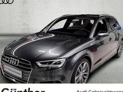gebraucht Audi S3 Sportback TFSI S TRONIC QUATTRO+SOUND SYSTEM+EL. S