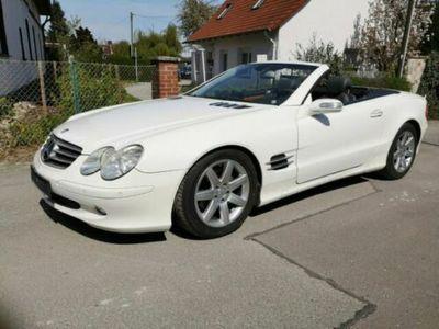gebraucht Mercedes SL350 Automatik super Zustand und 19%MwSt. ausw