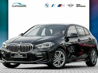 gebraucht BMW 118 d M Sport LED Navi DAB PDC SHZ NSW WLAN Shz