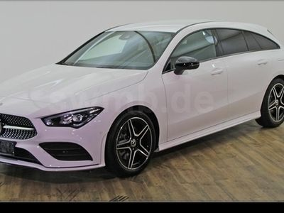gebraucht Mercedes CLA220 d SB AMG/Night/LED/Kamera/PDC