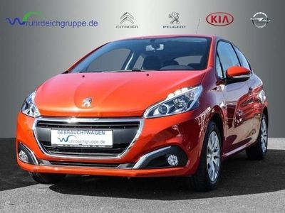 used Peugeot 208 1.2 PureTech Active Klima PDC Bluetooth