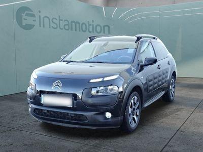 gebraucht Citroën C4 Cactus C4 Cactus Blue Hdi 100Shine Edition