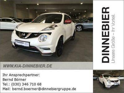 gebraucht Nissan Juke Nismo RS 4x4 (Euro 6) 1.6 DIG-T Gebrauchtwagen, bei Autohaus Dinnebier GmbH
