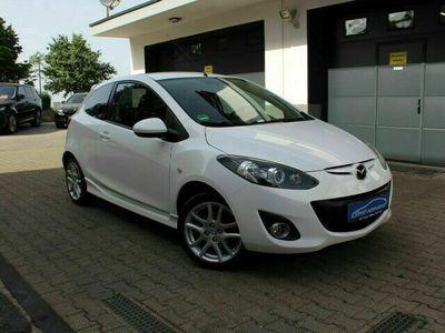 gebraucht Mazda 2 Lim. 1.5 Sport-Line KLIMA+ALU+PDC+2.Hd+Org.91.Tkm