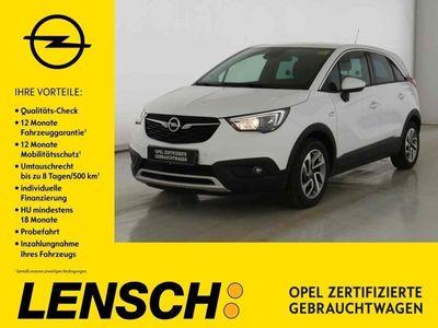 gebraucht Opel Crossland X 1.2 Innovation *IntelliLink*Sitzh*