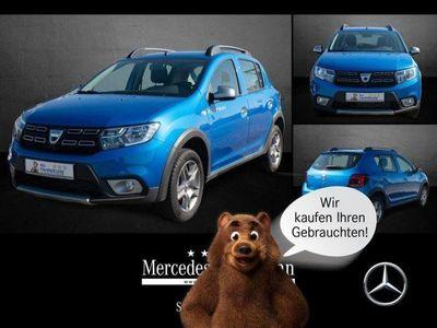 gebraucht Dacia Sandero Stepway TCe 90 NAVI/EINPARKHILFE/KLIMA