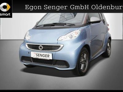 gebraucht Smart ForTwo Coupé 52kW twinamic 52kW passion DCT,Cool