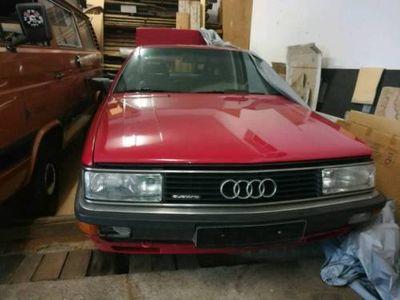 gebraucht Audi 200 10V Turbo Quattro in rot. 1.Hand,