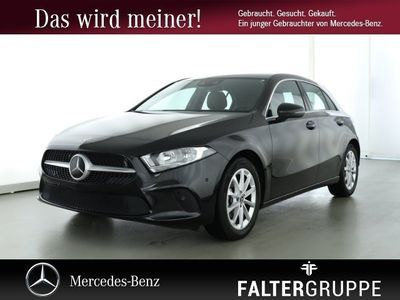 gebraucht Mercedes A180 NP 38.479 +PROG+NAVI-PREMIUM+DISTRONIC+!
