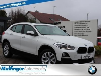 gebraucht BMW X2 sDr 20i DKG Sports.Kamera HiFi Pano-Dach AHK