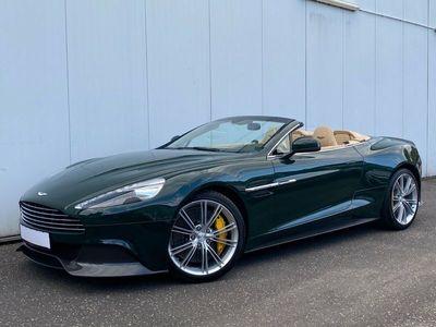 gebraucht Aston Martin Vanquish 6.0 Volante NP 296.842,00€!