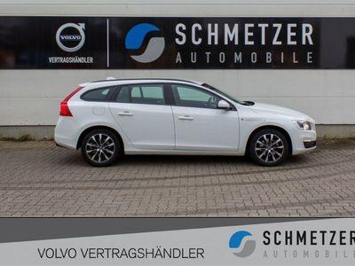 gebraucht Volvo V60 D3 Geartronic Linje Svart Navi Xenon Euro 6