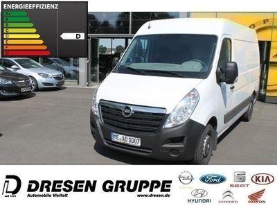 gebraucht Opel Movano Kastenwagen 2.3 BiTurbo CDTI, 107 kW (145 P Navi K