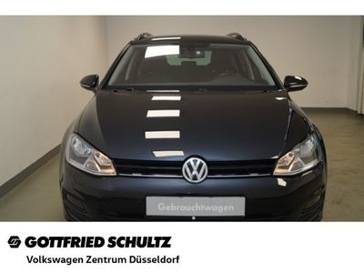 gebraucht VW Golf Variant 2.0 TDI DSG Comfortline - Klima,Sitzheizung,Alu,Servo,