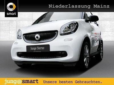 used Smart ForTwo Cabrio passion (el. Fenster)
