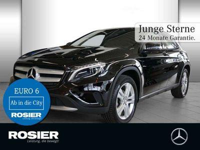 gebraucht Mercedes GLA220 d 4M Off-Road Xenon Bluetooth Klima