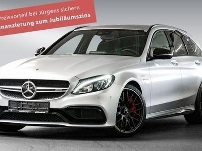 gebraucht Mercedes C63 AMG AMG S T Performance/Comand/LED/deisgno/360