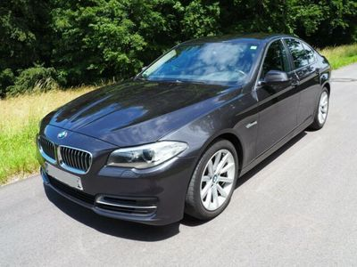 gebraucht BMW 518 5er Aut. Leder*NaviBus*HiFi*PDC*Xenon