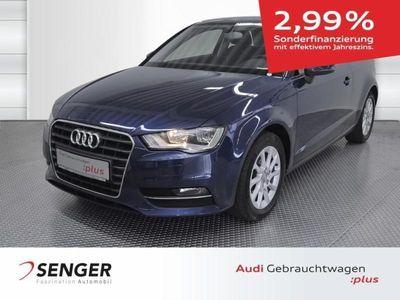 gebraucht Audi A3 2.0 TDI Attraction Klimaautomatik Attraction