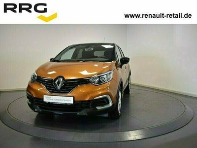 gebraucht Renault Captur Limited HU+Inspektion neu