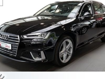 gebraucht Audi A4 Avant sport 35 TFSI 2x s-Line SHZ NAVI EU6