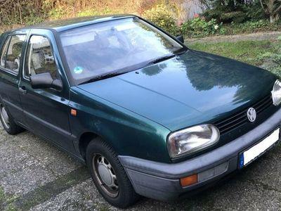 gebraucht VW Golf III 1.4 CL