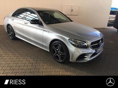 gebraucht Mercedes C200 AMG EQ