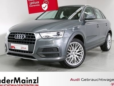 begagnad Audi Q3 design 1.4 TFSI cylinder on demand 110 kW (150 PS) S tronic