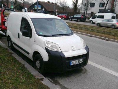 gebraucht Citroën Nemo 1.4 Benzin neuer TÜV