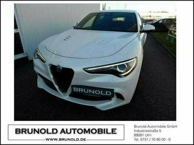 gebraucht Alfa Romeo Stelvio Quadrifoglio V6 510PSAT8-Q4