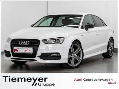 gebraucht Audi A3 LIMO 2.0 TDI S LINE SELECTION+ LM19 PRIVACY