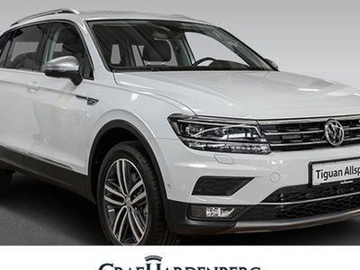 gebraucht VW Tiguan Allspace 2,0 TDI Higline DSG