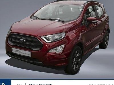 gebraucht Ford Ecosport 1.0 125 EcoBoost ST-LINE