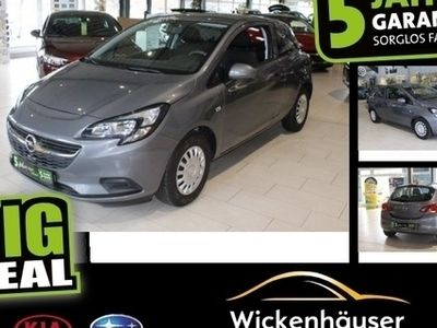 second-hand Opel Corsa 1.2 Radio, Aux, Euronorm 6, ABS, uvm.