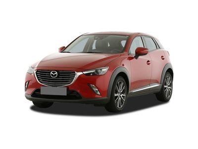 gebraucht Mazda CX-3 Sports-Line FSE PDC HUD SHZ KAMERA NAVI LED
