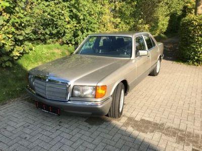 gebraucht Mercedes 420 W126 (Kat.), Vollausstattung, H-Zulassung
