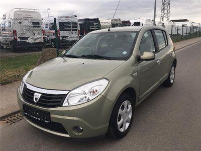 gebraucht Dacia Sandero 1.6 MPI Laureate Klima /Servo / TÜV /AU TOP !!