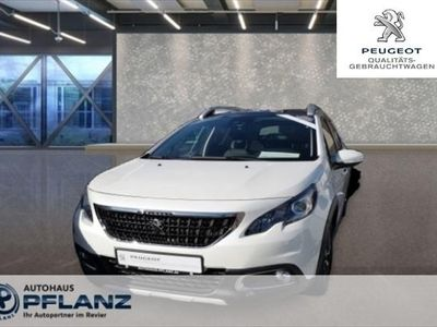 gebraucht Peugeot 2008 Allure 1.2 PureTech 130 EAT6 (EURO 6d-Temp)