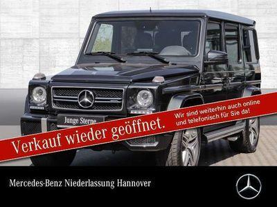gebraucht Mercedes G63 AMG AMG Driversp Stdhzg Harman COMAND SHD AHK PTS